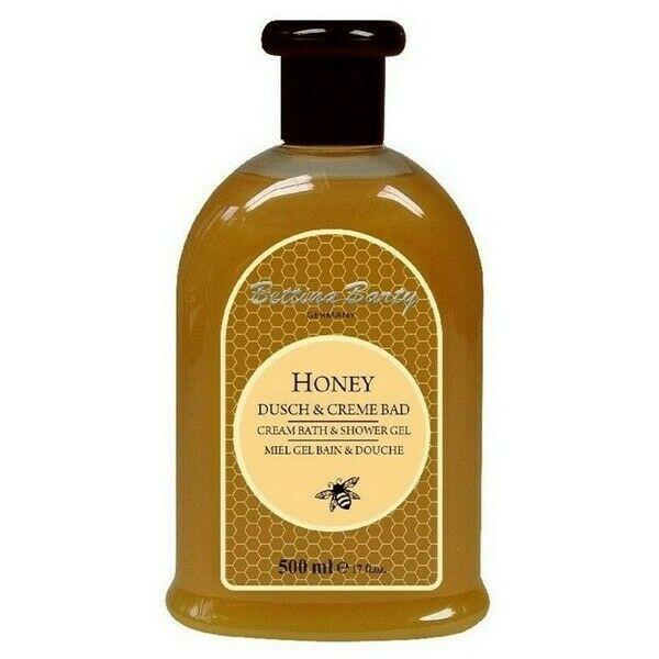 Bettina Barty Honey Shower & Cream Bath Shower Gel 3 x 500 ml