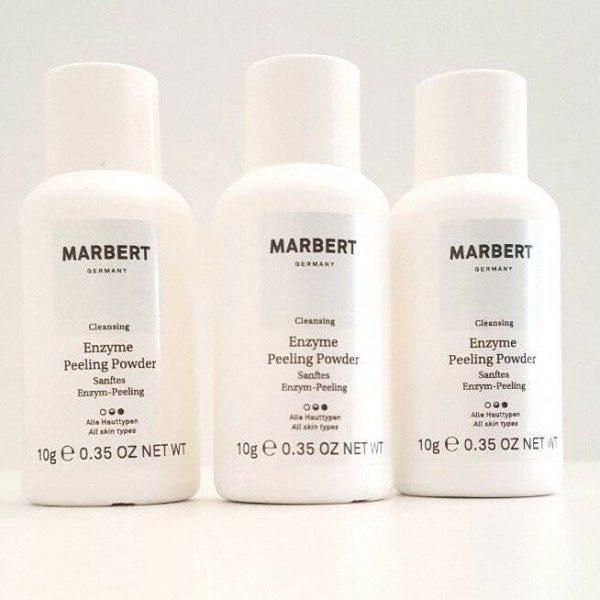 Marbert Cleansing Enzyme Peeling Powder 3 x 10 g