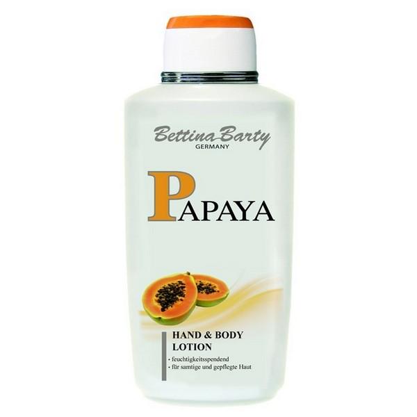 Bettina Barty Papaya Hand & Body Lotion 500 ml