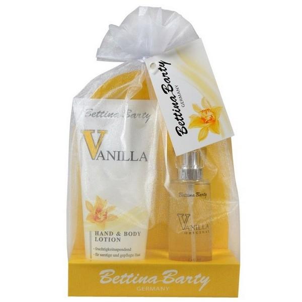 Bettina Barty Vanilla Eau de Toilette 50 ml & Hand Body Lotion 150 ml