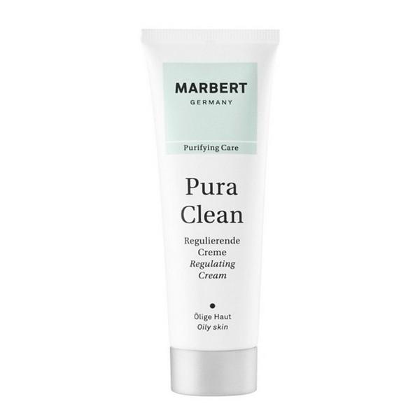 Marbert Pura Clean femme/woman, Regulating Cream, 1er Pack (1 x 50 ml)