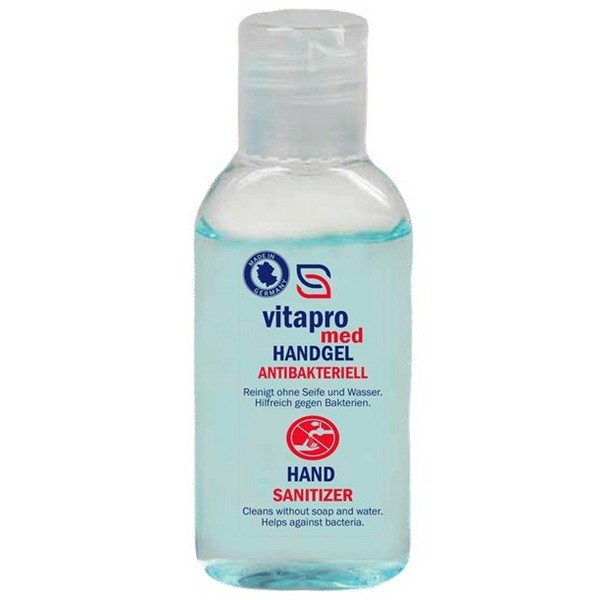 Vitapro Hand Gel Antibacterial Disinfectant 5 x 100 ml