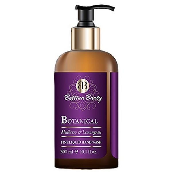Bettina Barty Botanical Mulberry & Lemongrass Fine Liquid Hand Wash 300 ml