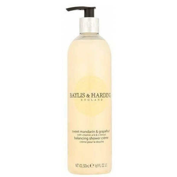 Baylis & Harding Sweet Mandarin Grapefruit Balancing Shower Creme 500 ml
