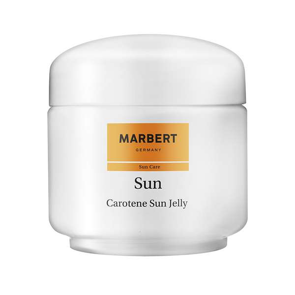 Marbert Carotene Sun Jelly Bronzing gel for face and bodyr 100 ml