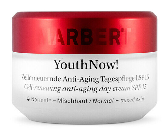 Marbert YouthNow Anti-Aging Tagescreme (LSF 15) 50 ml