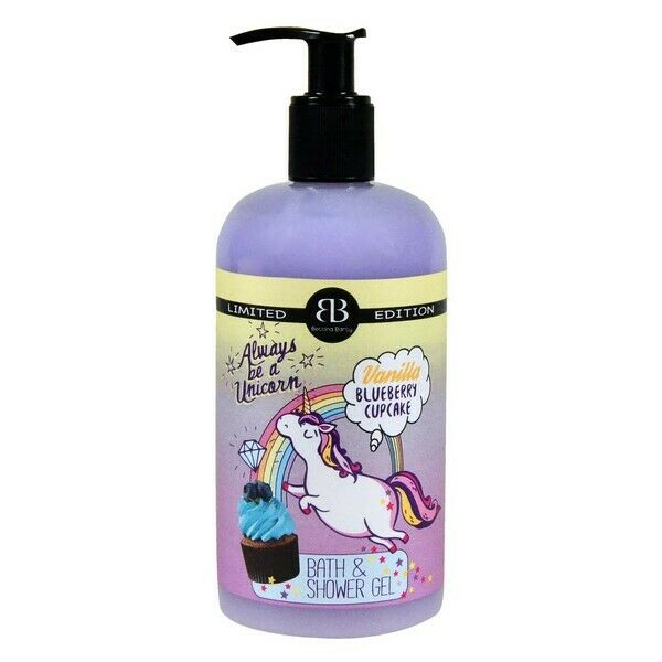 Bettina Barty Always Be A Unicorn Bath & Shower Gel 500 ml