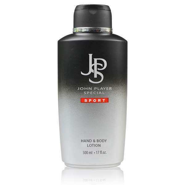 John Player Special Sport Hand & Body Lotion 500 ml