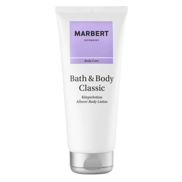 Marbert Bath & Body Classic Allover Body Lotion 200 ml
