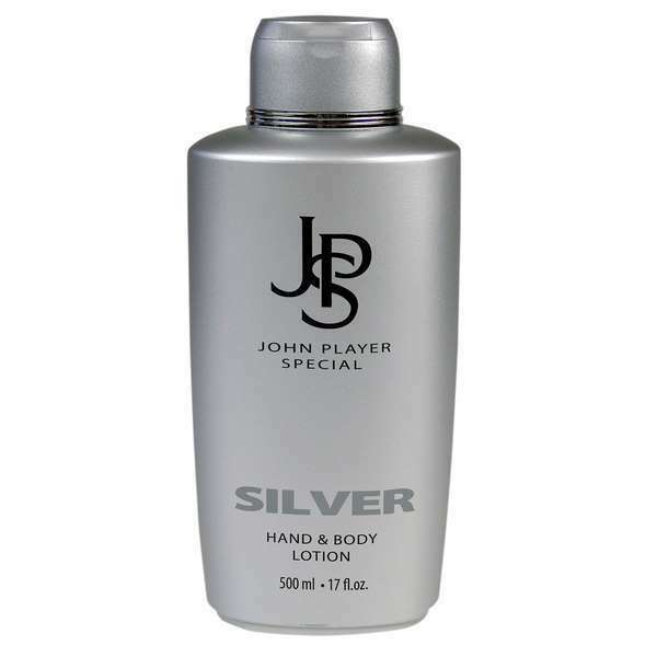 John Player Special Silver Hand & Body Lotion 500 ml