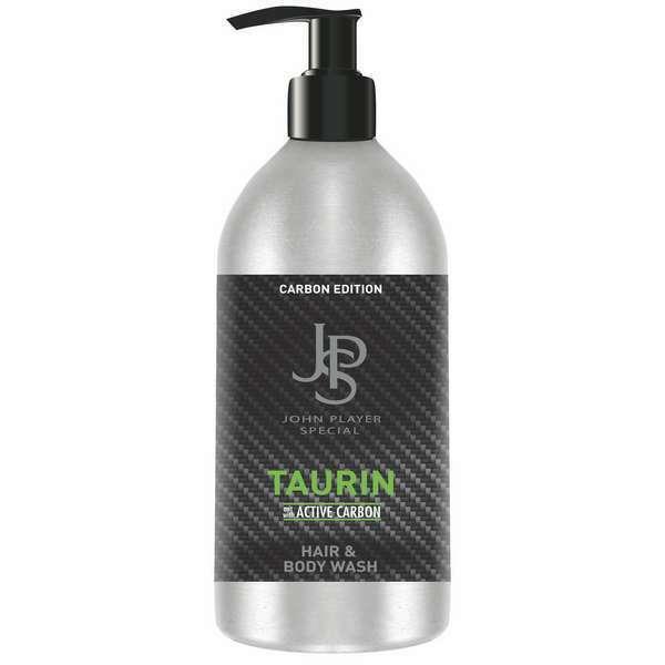 John Player Special Carbon Taurin Hair & Body Wash 500 ml