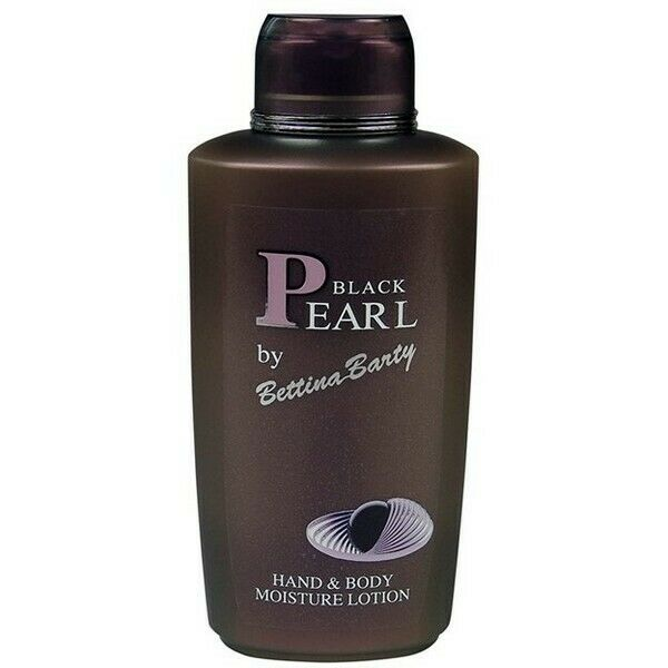 Bettina Barty Black Pearl Hand & Body Moisture Lotion 3 x 500ml