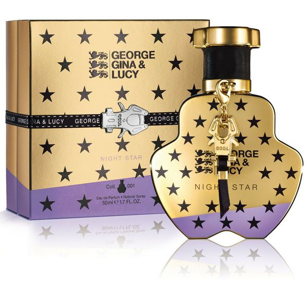 George Gina & Lucy Night Star Eau De Parfum 50 ml