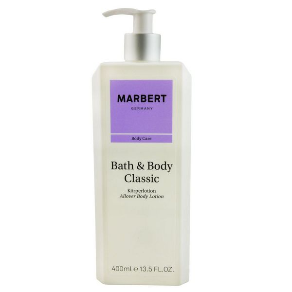 Marbert Bath & Body Classic Körperlotion 3 x 400ml