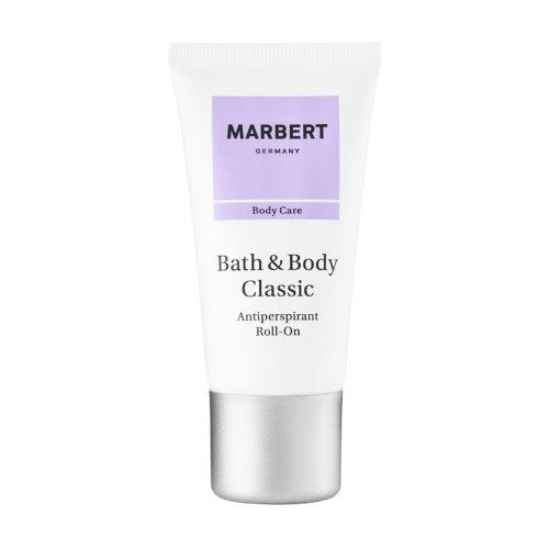 Marbert Bath & Body Classic Antiperspirant Roll-On 50 ml