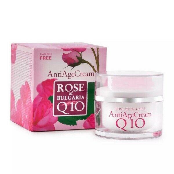 Biofresh Rose of Bulgaria Anti Age Q10 Gesichtscreme 50 ml