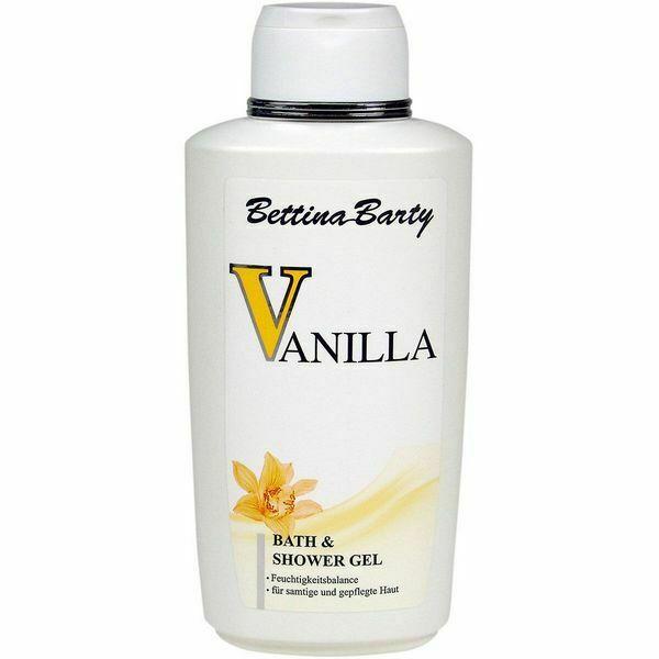 Bettina Barty Vanilla Bath & Shower Gel 500 ml