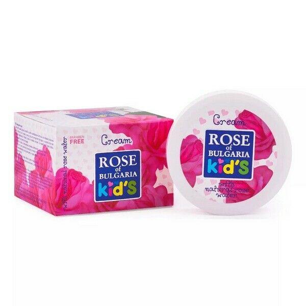 Biofresh Rose of Bulgaria Kids Kindercreme 3 x 75 ml