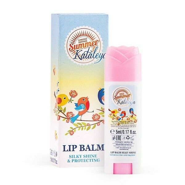 BioFresh Summer Kataleya Lip Balsam Lippenpflege 3 x 5 ml