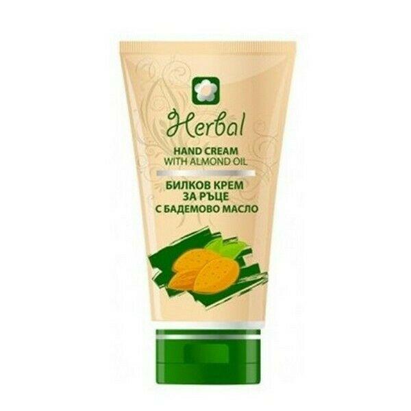 Biofresh Herbal Handcreme mit Mandelöl 3 x 50 ml
