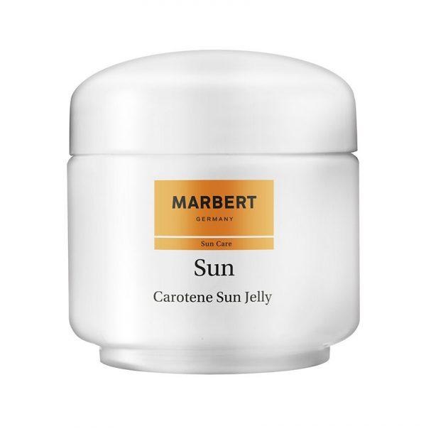 Marbert Sun Care Carotene Sun Jelly Tanning Gel 100 ml & Shower Gel 200 ml