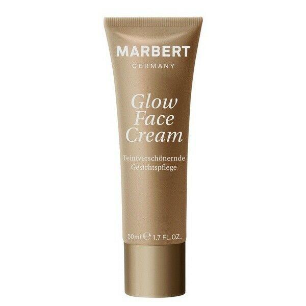 Marbert Glow Face Cream Tages- & Nachtcreme für alle Hauttypen 2 x 50ml