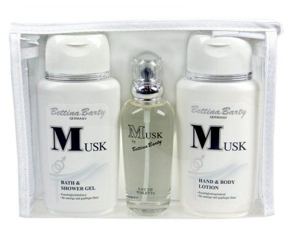 Bettina Barty Musk Mini Travel Set
