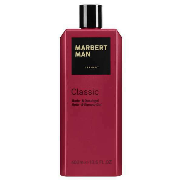 Marbert Man Classic Bath & Shower Gel 2 x 400ml