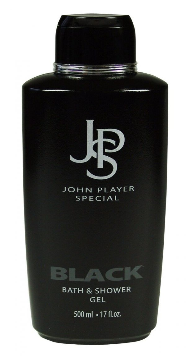 John Player Special Black Duschgel 500 ml & Deodorant 50 ml