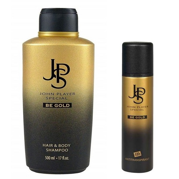 john-player-special-be-gold-hair-body-shampoo-500-ml-deo-spray-150-ml