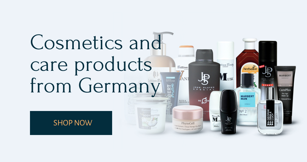 Buy cosmetics and care products online at low prices.