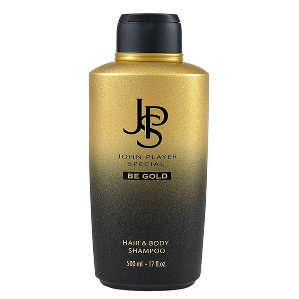 John Player Special BE GOLD Hair & Body Shampoo 500 ml + Deo Spray 150 ml (Kopie)