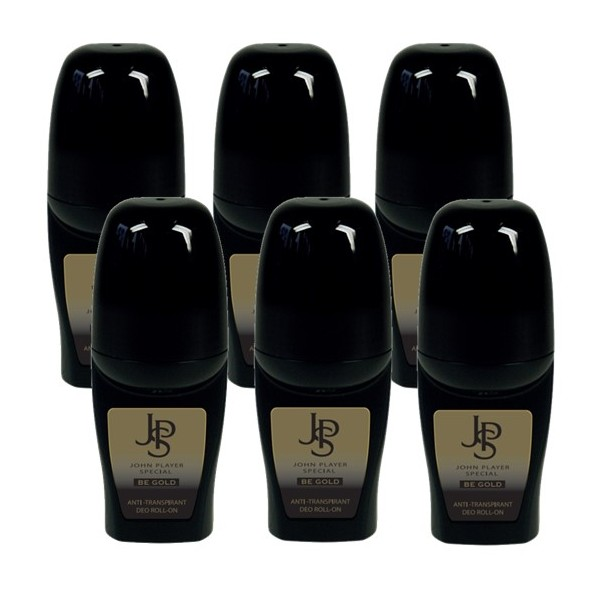 john-player-special-be-gold-anti-transpirant-deo-roll-on-6-x-50-ml