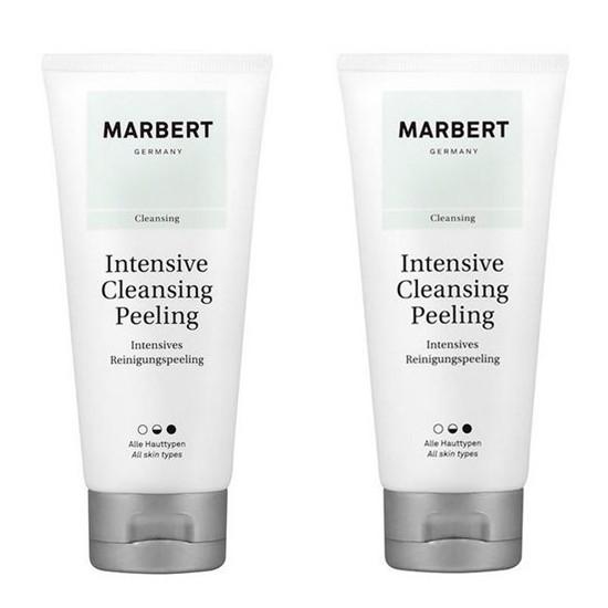 Marbert Intensive Cleansing Peeling 2 x 100 ml Set